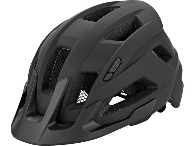 Cube Steep Kask rowerowy, matt black